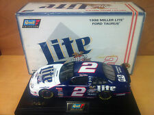 1998 Rusty Wallace Ford Taurus Miller Lite - Mint Condition Revell 1:18 Replica