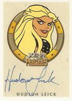 Hercules Xena Hudson Leick as Callisto autograph auto insert trading card