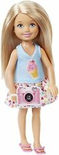 Barbie in a Puppy Chase Chelsea Doll NEW Open Damaged Pkg Free Ship!