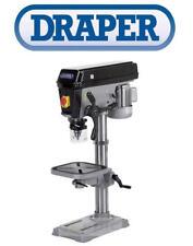 DRAPER 16 Speed Bench/Table Top Pillar Drill/Drilling Press 16mm Chuck 42640