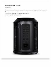 Mac Pro (Late 2013) A1481- Apple Service Repair Manual - PDF Delivered fast!