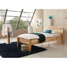 Komfortbett 100x200 KATHY 2 Seniorenbett Bett Futonbett Buche natur lackiert