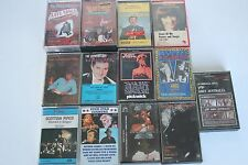 Country Music Audio Cassette Tapes x 17