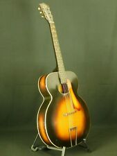 1947 KAY MADE KAMICO MODEL 8457 OVAL HOLE ARCHTOP GUITAR