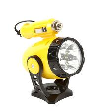 Car 12V 5 LED Cigarette Lighter Magnetic Emergency Work Light Torch