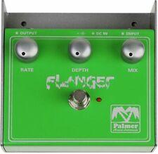 Palmer Flanger Pedal Effektpedal NEU NEW
