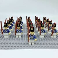 21x Army Soldiers Imperial Guards (Pirates) Mini Figures LegoMoc Gift Toys
