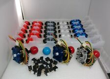 Japan Sanwa Higher Silent Joystick Clear Button Micro Switch Arcade Video Parts