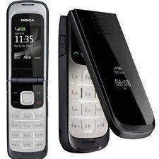 Nokia 2720 Flip Fach Entsperrt Handy Kamera große Tasten BIG vorne