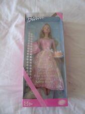 Muñeca Barbie 2001 aniversario de cumpleaños con 20 Invitaciones Fiesta y Sobres