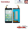 """FOR 5.0"""" Lenovo A6010 Touch Digitizer Screen Glass LCD Display UK STOCK"""
