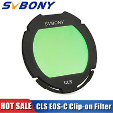 Canon EOS Clip Broadband CLS Filters City Light Suppression forCCD Camera&DSLR