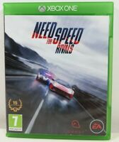 Need For Speed Rivals Xbox One Game Mint Condition Complete PAL UK Fast Free P&P
