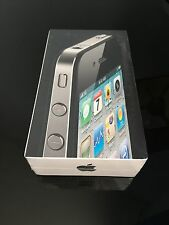 New Apple iPhone 4 - 16GB Black A1332 - Unactivated, Sealed #003