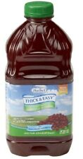 Drink Thick & Easy Cranber