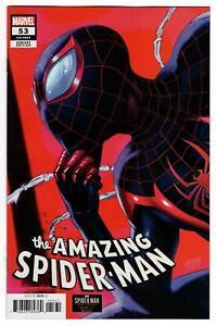 AMAZING SPIDER-MAN #53 1:10 VARIANT MILES MORALES TSANG GAME RETAIL INCENTIVE