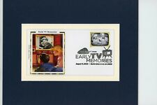 Lucille Ball and Desi Arnaz & the First Day Cover of I Love Lucy Stamp