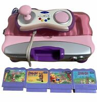 Pink Vtech V.Smile Motion Learning System Educational TV Gaming Activity Toy