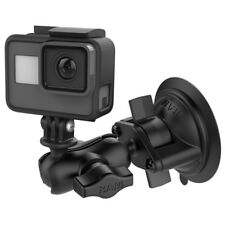 RAM-B-166-A-GOP1U Ram Mounts Suction Cup and Arm Kit with GoPro Hero Adapter