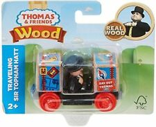 DAY OUT WITH THOMAS Tank Engine WOOD Railway NEW IN BOX  - 2018 Release Wooden