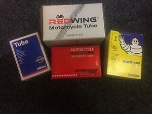 Inner Tubes by Michelin, Avon ,Redwing and Mitas Quality inner tubes