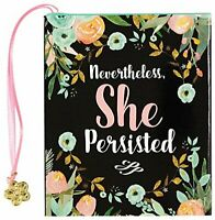 Nevertheless, She Persisted by Peter Pauper Press, Inc Book The Fast Free