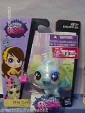 Littlest Pet Shop Orna Curley #3885 New in Package, sealed!