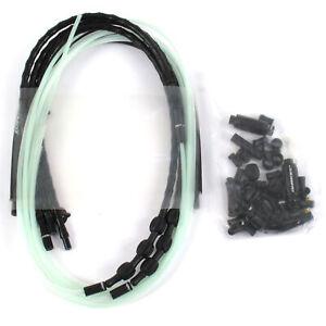 Jagwire Road Elite Link Shift CableHousing Kit SRAM/Shimano Black