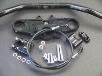 ABM Superbike Lenker-Kit Honda CBR 1100 XX (SC35) | 99-ff | schwarz