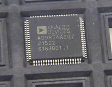 MPN:AD9854ASQ Manufacturer:AD Encapsulation:QFP80,CMOS 300 MHz Quadrature