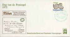 Envelop Dag van de Postzegel 1975