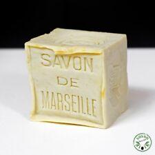 Savon de Marseille Cube 400g Pur Végétal Le Sérail
