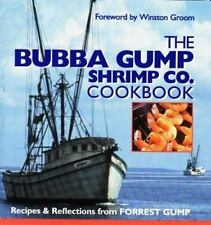 The Bubba Gump Shrimp Co. Cookbook by Leisure Arts (English) Hardcover Book Free
