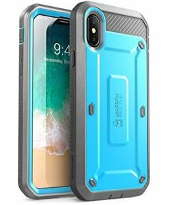 SUPCASE iPhone X / XS Case Unicorn Beetle Series Shockproof Protective Cover