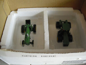 Danbury Mint Great John Deere Tractors Collection Model M and 9520 NIB