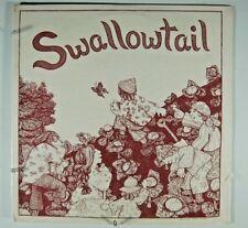 SWALLOWTAIL Folk Rock Fiddle Boston Bluegrass Private Press Rare 1982 SEALED LP