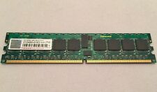2G DDR2 400 REG 3-3-3 Transcend Memory Stick RAM