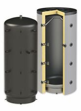 Pufferspeicher Thermoflux 1000 Liter Heizungswasser PBM 90° Anschlüsse