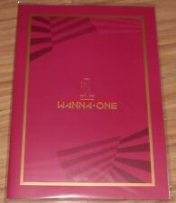 WANNA ONE Premier Fan-Con CONCERT OFFICIAL GOODS POSTER SET NEW