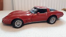 1:18 UT Models 1978 Chevrolet Corvette rot