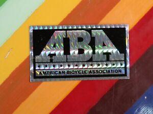 vtg 1970s 1980s Novelty BMX sticker - prismatic stuff from late 70s early 80s