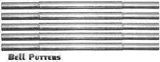 Five (5) Steel Shaft Extender/Extension Rods-Extend Ten (10) 0.600 Golf clubs
