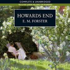 E.M Forster Audiobook Collection on 2 x mp3 CD