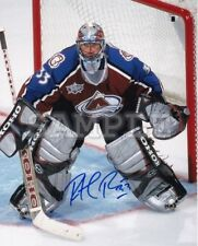Patrick Roy signed 8x10 Autograph Photo RP - Free ShipN! NHL Colorado Avalanche