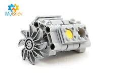 LEGO Technic - V4 cylinder engine with crank, pistons, fan