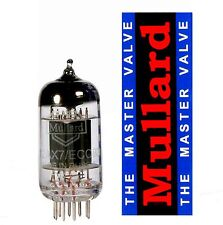 MULLARD REISSUE 12AX7/ECC83  VACUUM TUBE   (TESTED)