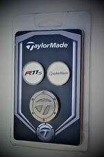 New TaylorMade Medallion Coin & TM Ball Marker Set in Original package R11s
