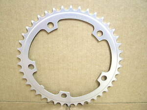 New-Old-Stock Shimano SuperGlide (First Generation) Chainring..42T and 130mm BCD
