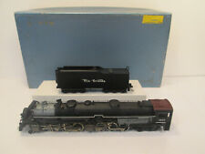 D&RGW #3900 4-6-6-4 STEAM LOCOMOTIVE & TENDER - MAX GRAY / KATSUMI NICE!