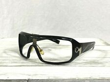 Spy+ Optic Haymaker Mens Shield Wrap Sunglasses Frames Only Gloss Black
